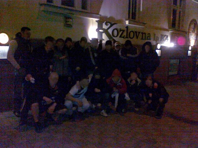 Bohemians 1905 – Dukla Praha (3.3.2012)