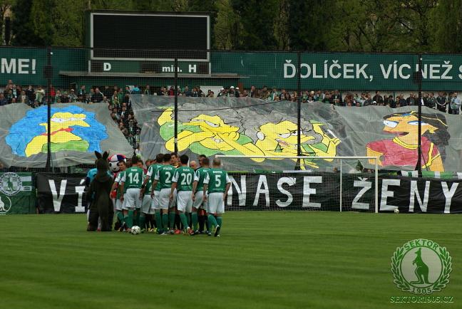 Bohemians Praha 1905 – FC MAS Táborsko