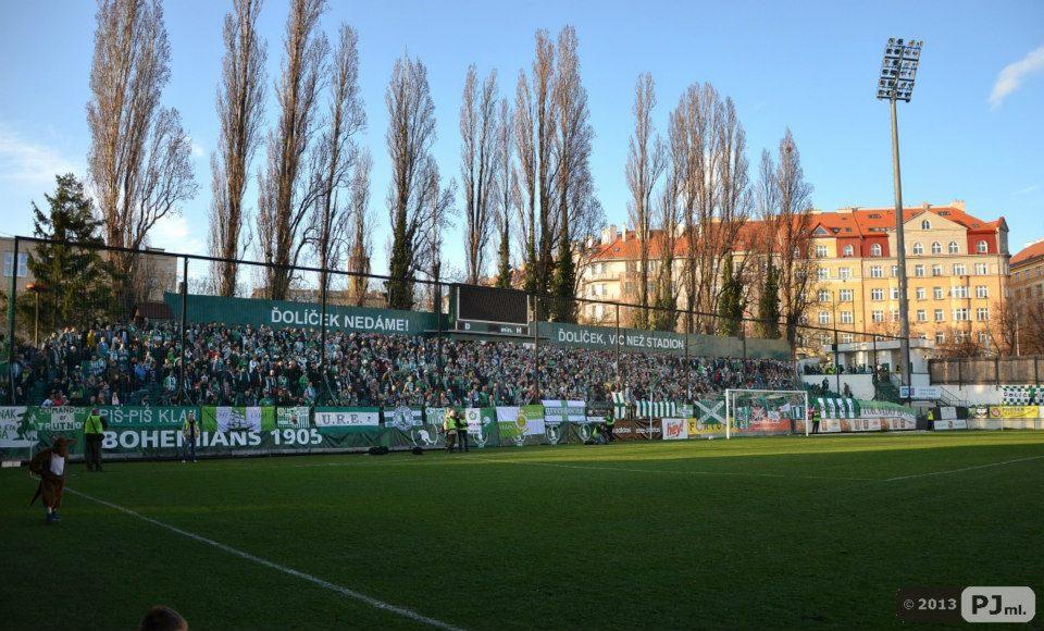 Bohemians Praha 1905 – FK Čáslav