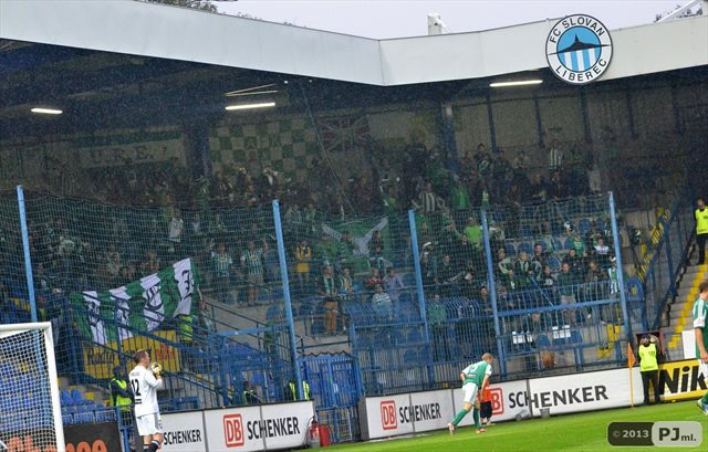 FC Slovan Liberec – Bohemians Praha 1905