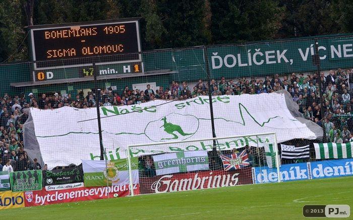 Bohemians Praha 1905 – SK Sigma Olomouc