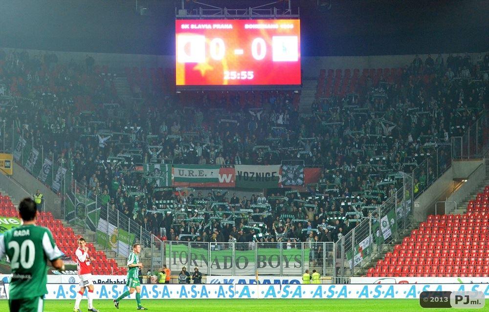 SK Slavia Praha – Bohemians Praha 1905
