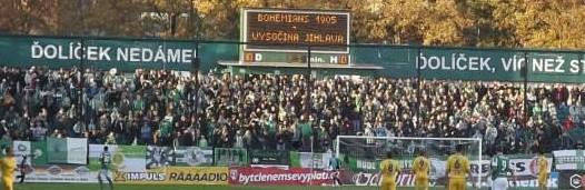 Bohemians Praha 1905 – FC Vysočina Jihlava