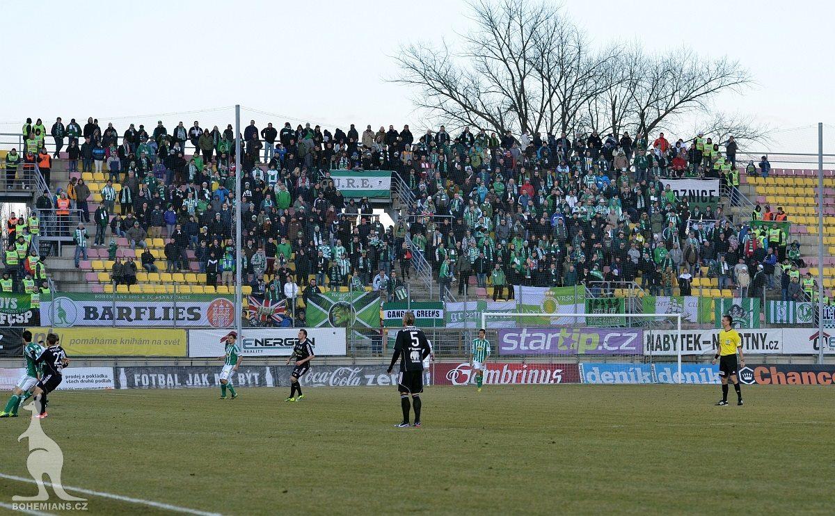 1.FK Příbram – Bohemians Praha 1905