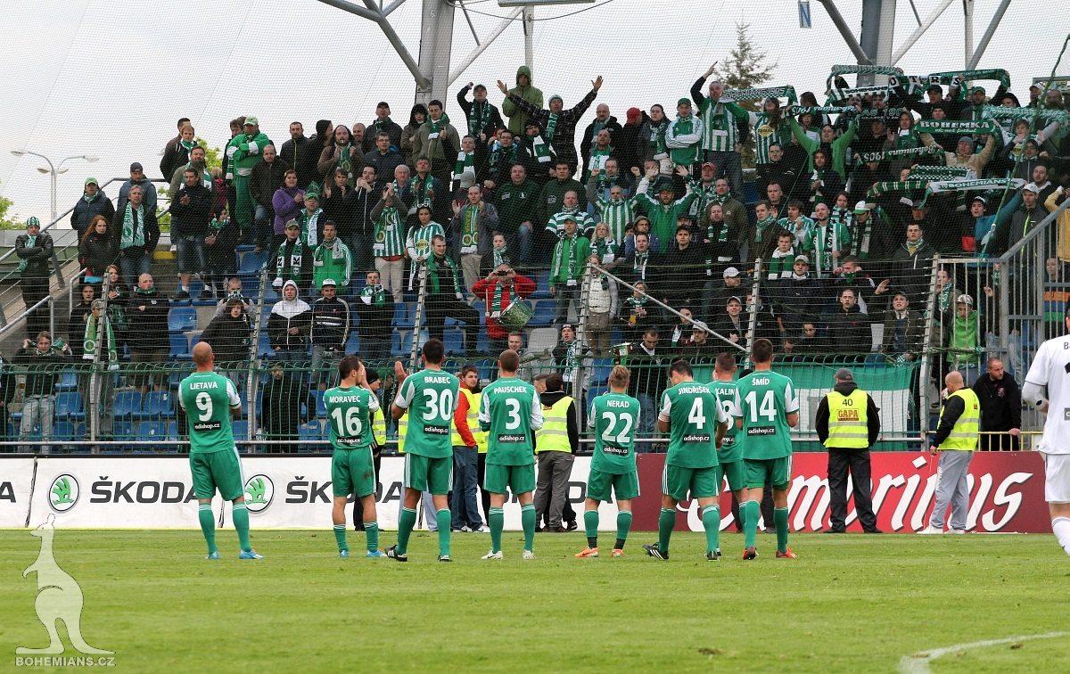 FK Mladá Boleslav – Bohemians Praha 1905
