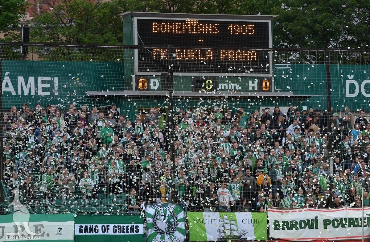 Bohemians Praha 1905 – FK Dukla Praha