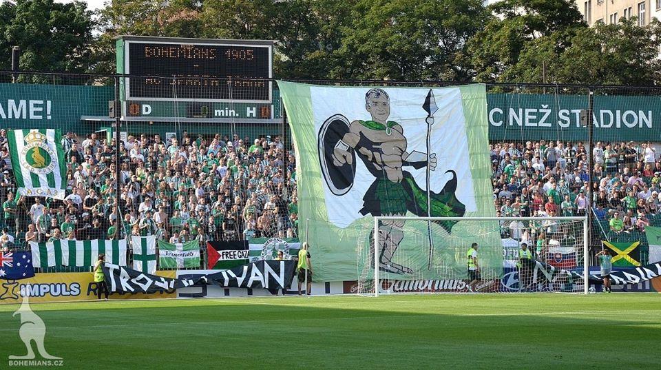 Bohemians Praha 1905 – AC Sparta Praha