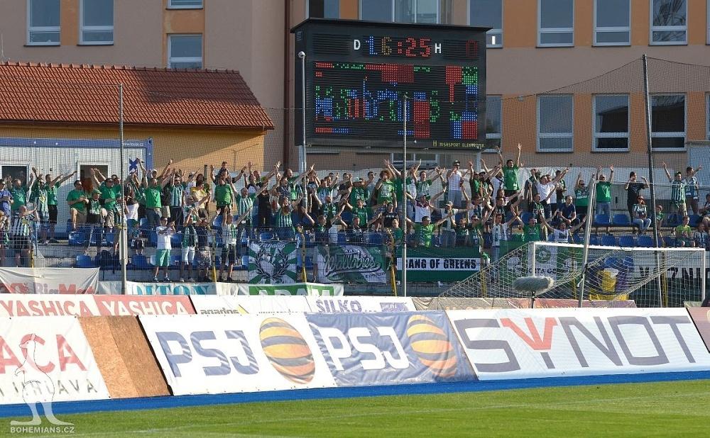 FC Vysočina Jihlava – Bohemians Praha 1905