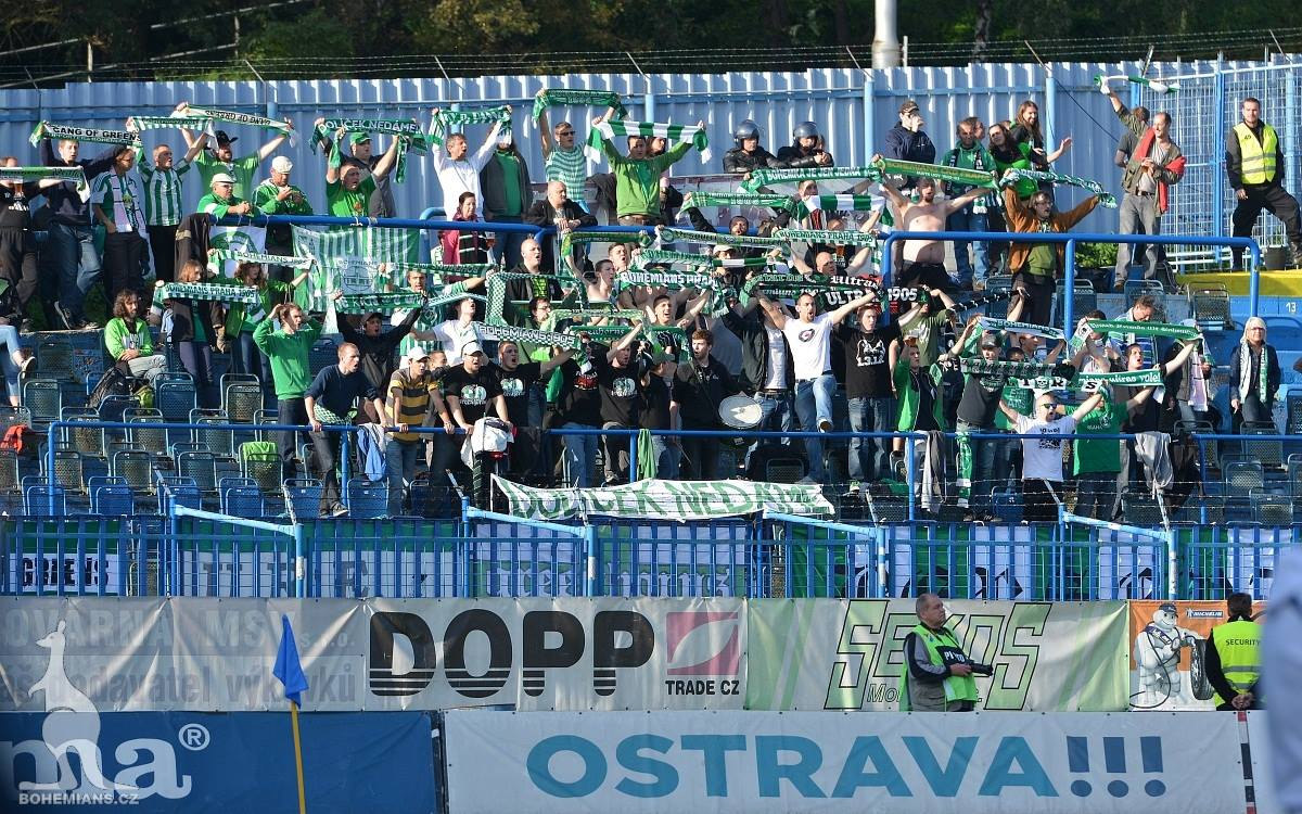 FC Baník Ostrava – Bohemians Praha 1905
