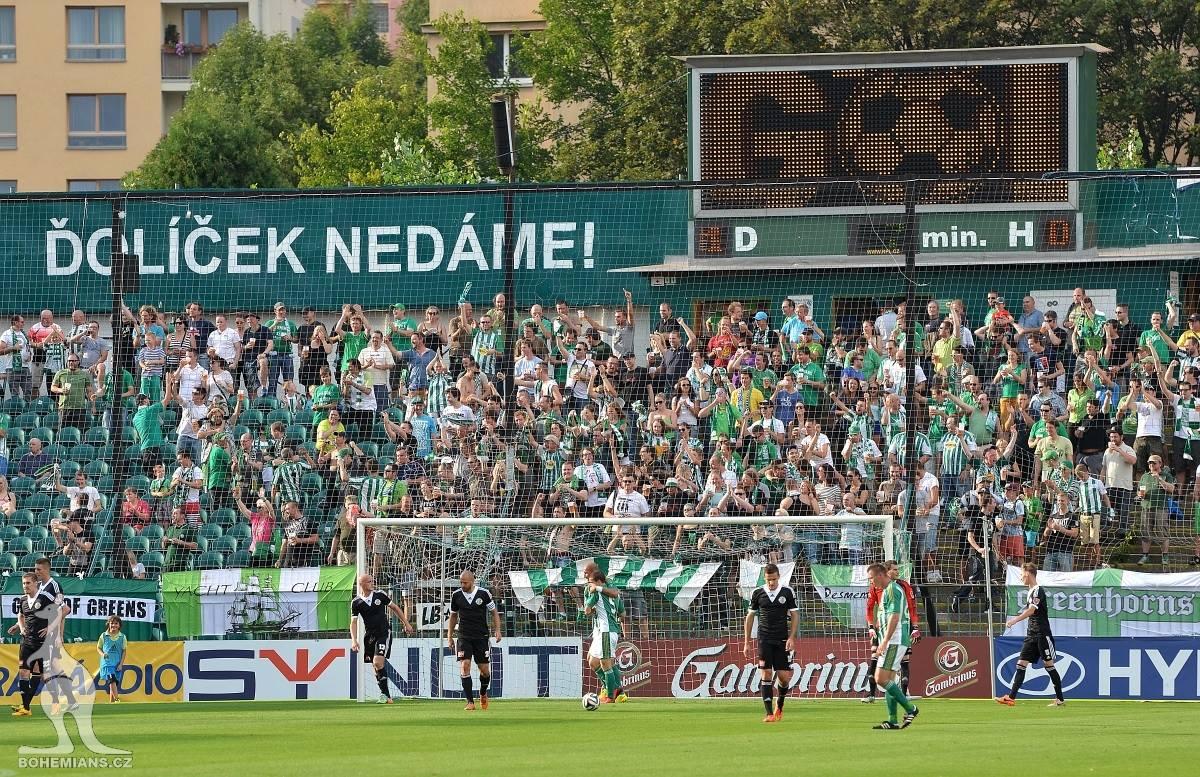 Bohemians Praha 1905 – SK Dynamo České Budějovice