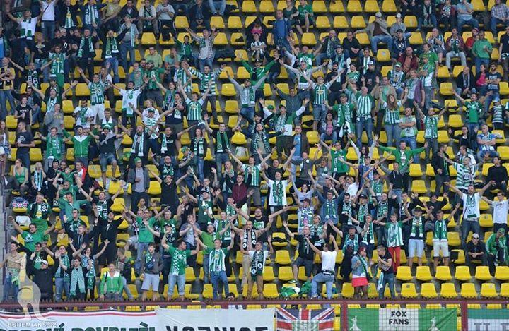 FK Dukla Praha – Bohemians Praha 1905 13.9.2014