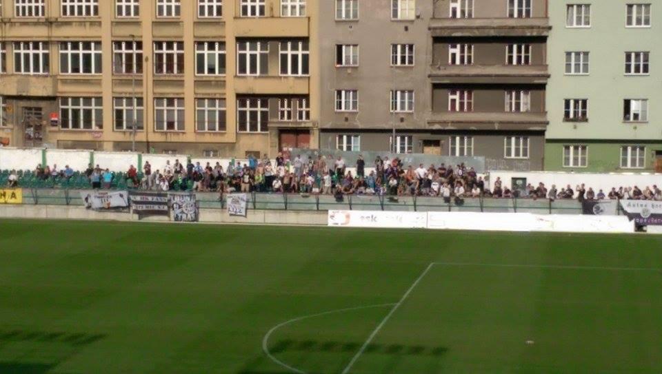 Bohemians Praha 1905 – FK Hradec Králové