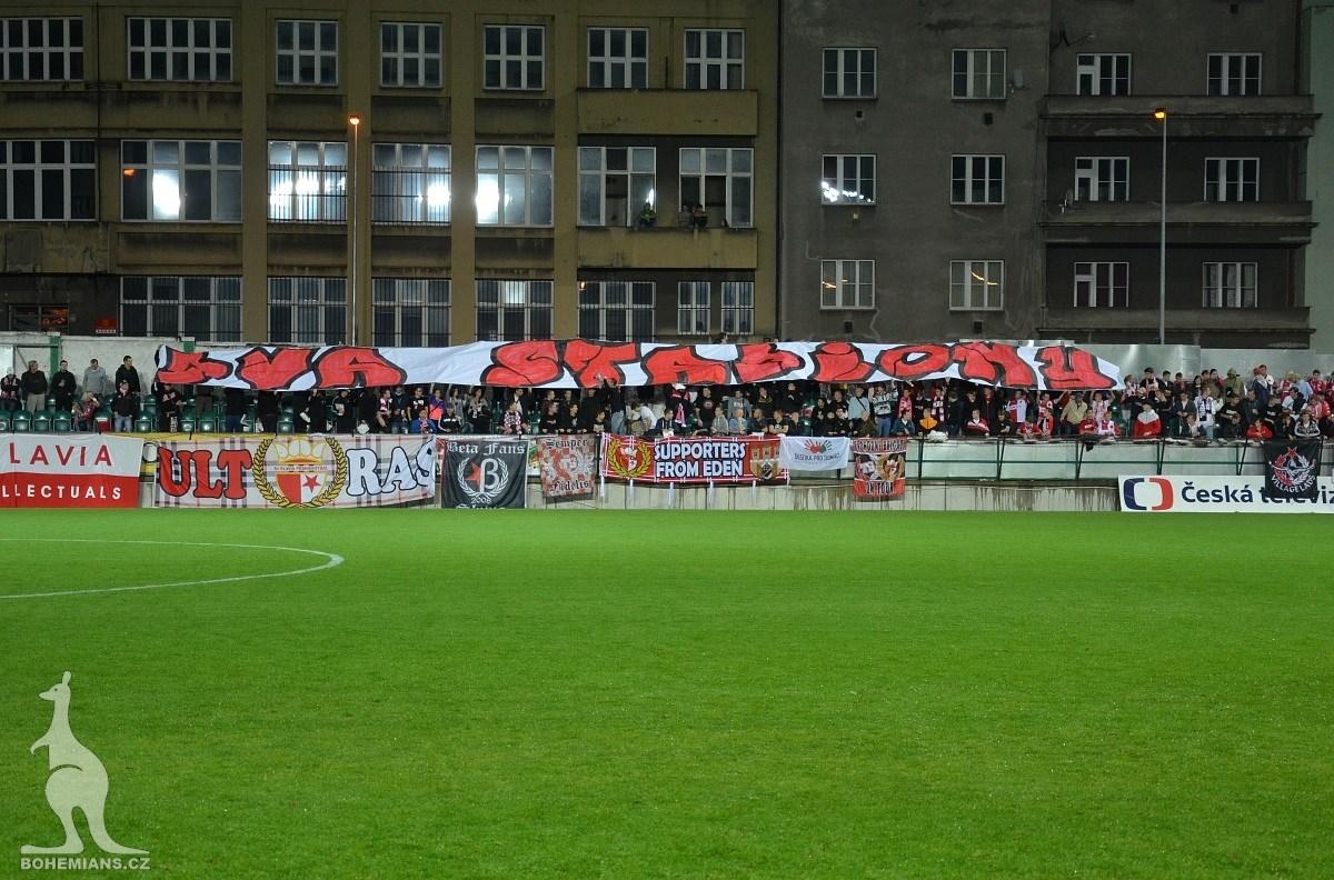 Bohemians Praha 1905 – SK Slavia Praha