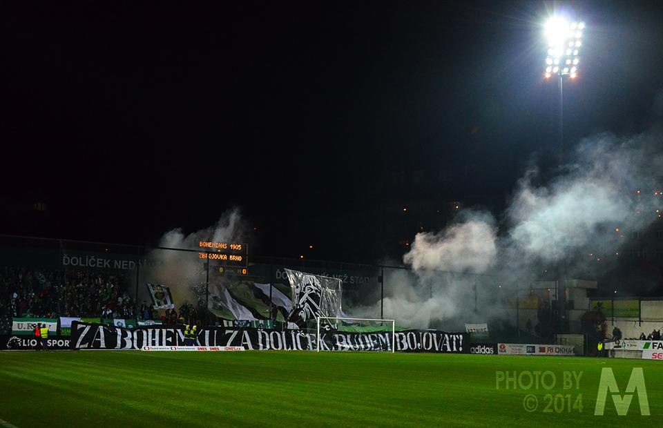 Bohemians Praha 1905 – FC Zbrojovka Brno (celý report)