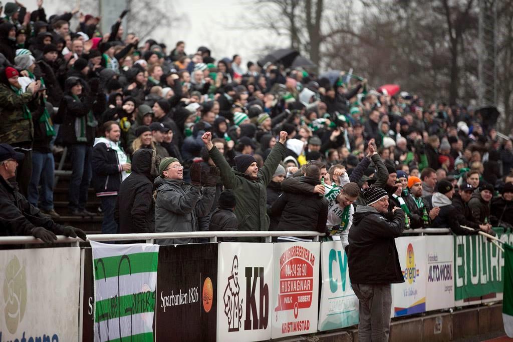 Kristianstads FF – Hammarby IF (Švédský pohár)