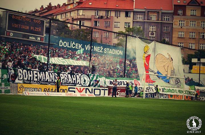 Bohemians Praha 1905 – FC Viktoria Plzeň