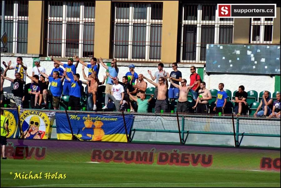 Bohemians Praha 1905 – FC Fastav Zlín 0:1