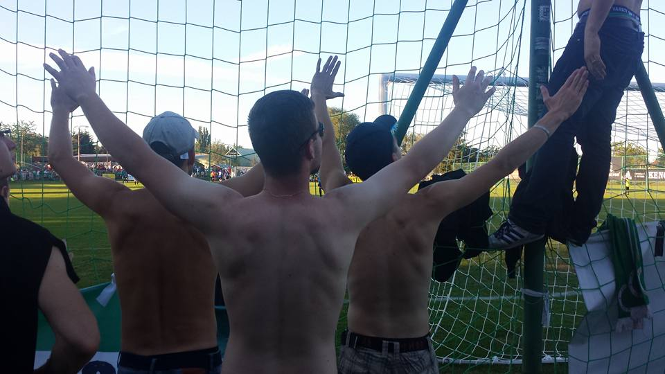 FC Olympia HK – Bohemians Praha 1905 1:2