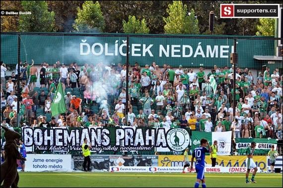 Bohemians Praha 1905 – SK Sigma Olomouc 1:1
