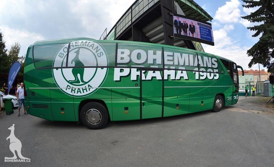 Bohemians Praha 1905 – FK Příbram 1:1