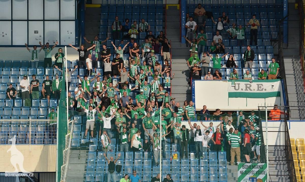 FK Teplice – Bohemians Praha 1905 2:1