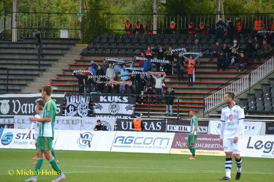 FC Hradec Králové – Bohemians Praha 1905 1:0
