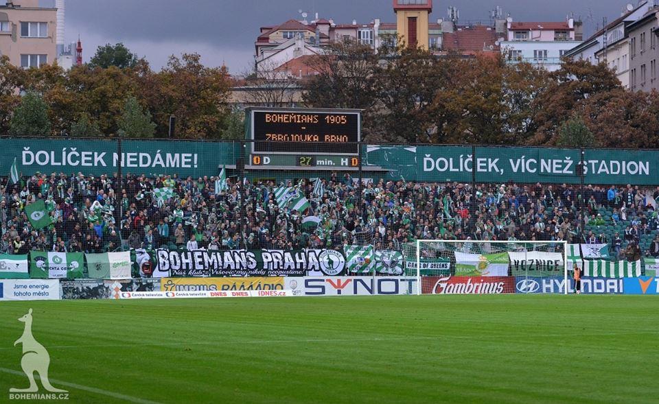 Bohemians - Brno