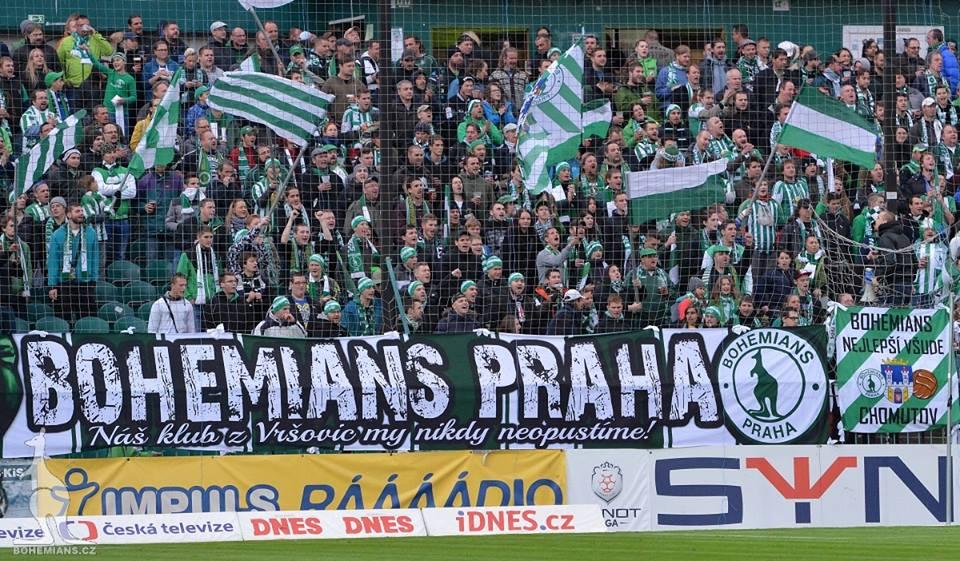 Bohemians Praha 1905 – FC Zbrojovka Brno 1:1