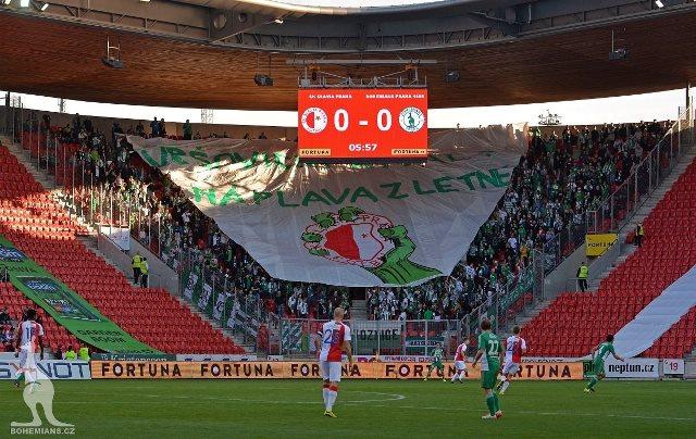 SK Slavia Praha – Bohemians Praha 1905 2:2