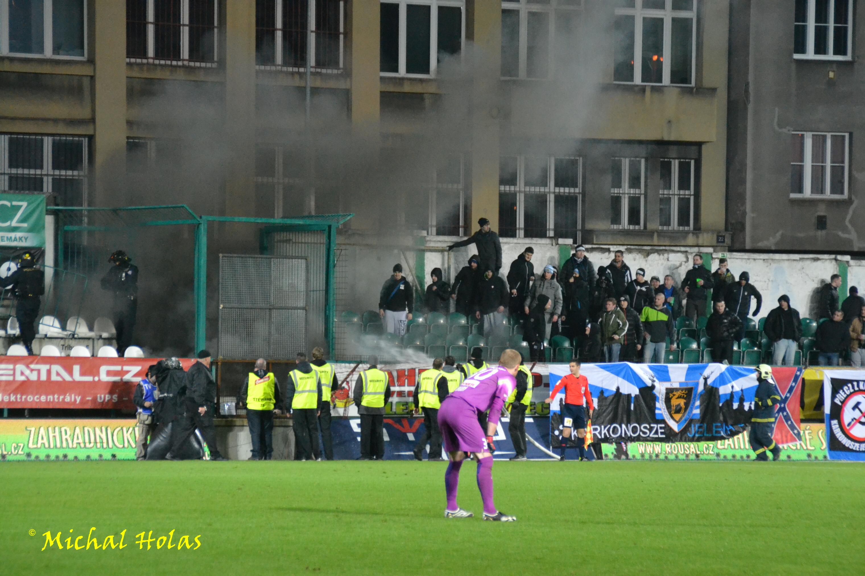 Bohemians Praha 1905 – FK Jablonec 2:1