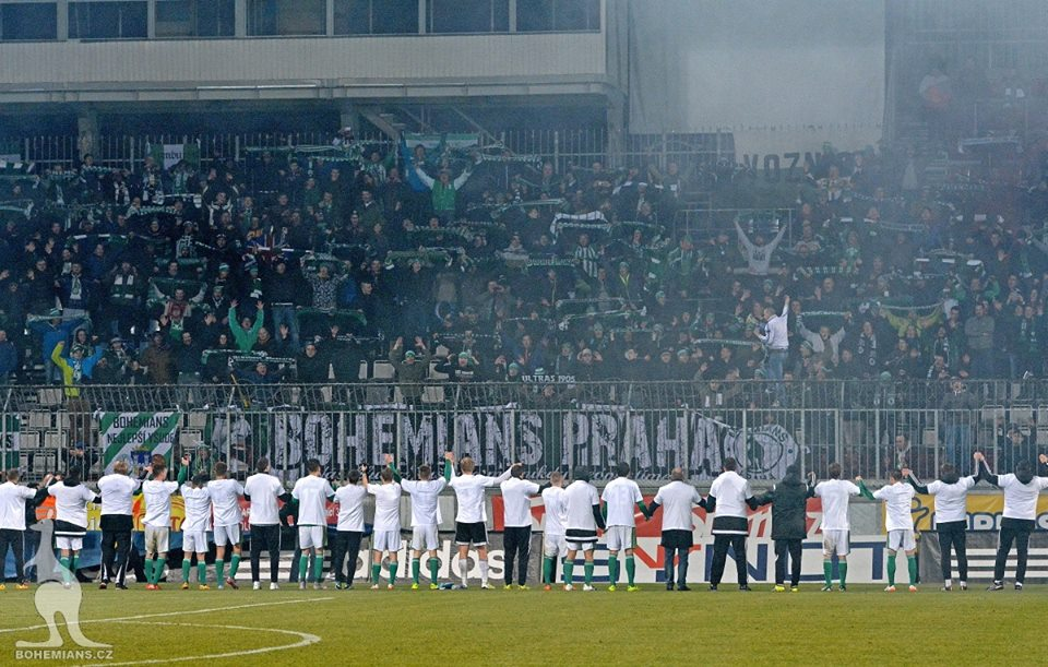 SK Sigma Olomouc – Bohemians Praha 1905 2:2