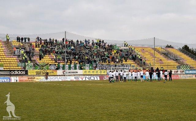 1. FK Příbram – Bohemians Praha 1905 0:0