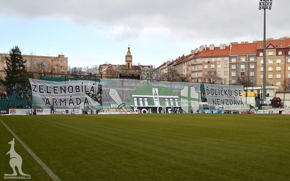 Bohemians Praha 1905 – 1. FC Slovácko 2:0