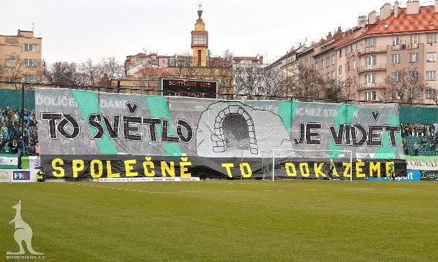 Bohemians Praha 1905 – FK Teplice 1:1