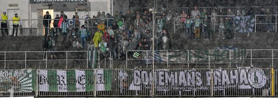 FC Zbrojovka Brno – Bohemians Praha 1905 2:1