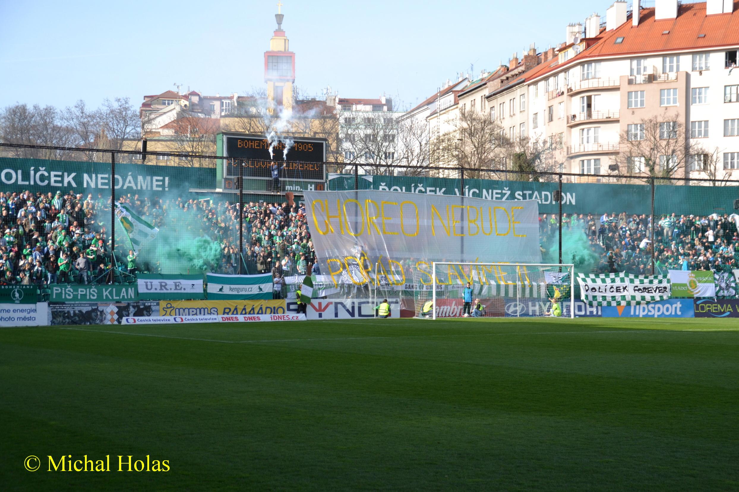Bohemians Praha 1905 – FC Slovan Liberec 0:1