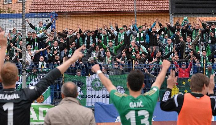 FC Vysočina Jihlava – Bohemians Praha 1905 1:2