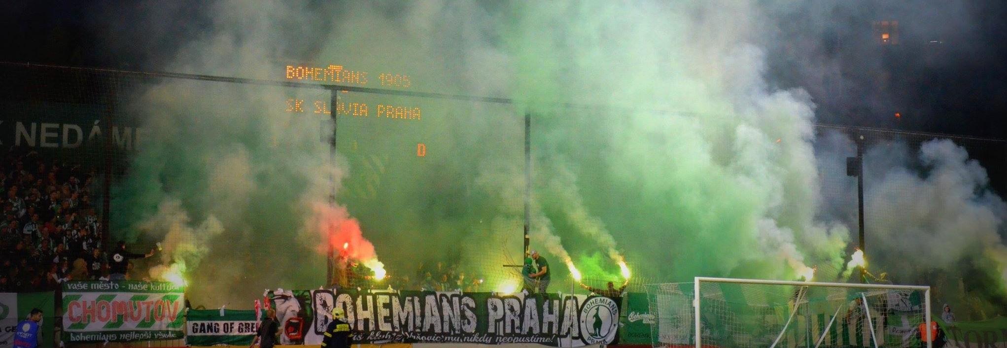 Bohemians Praha 1905 – SK Slavia Praha 0:0