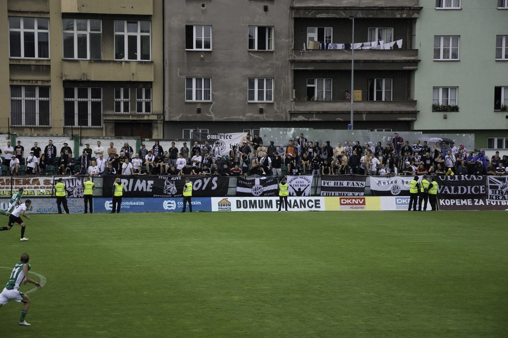 Bohemians Praha 1905 – FC Hradec Králové 0:3