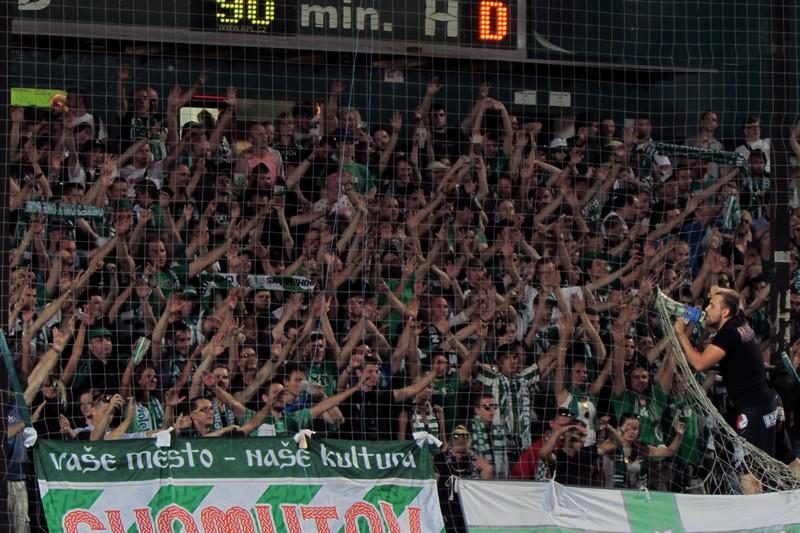 Bohemians Praha 1905 – FK Jablonec 2:0