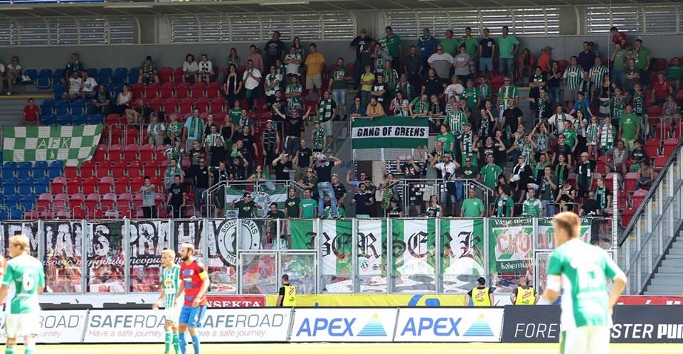 FC Viktoria Plzeň – Bohemians Praha 1905 1:1
