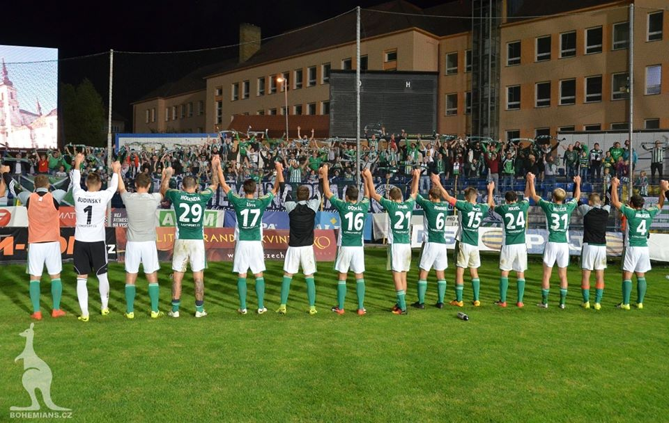 FC Vysočina Jihlava – Bohemians Praha 1905 0:2