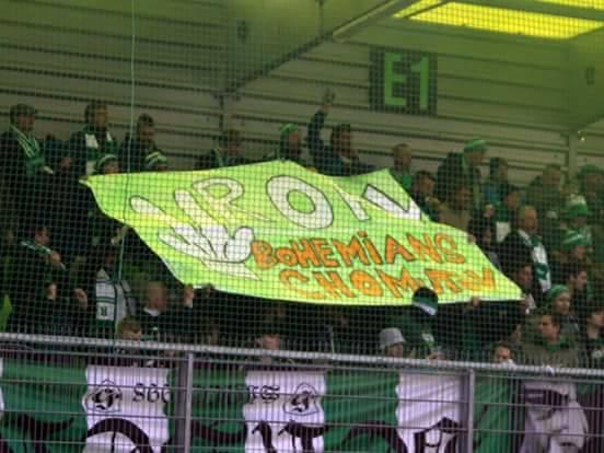 MFK Karviná – Bohemians Praha 1905 3:0