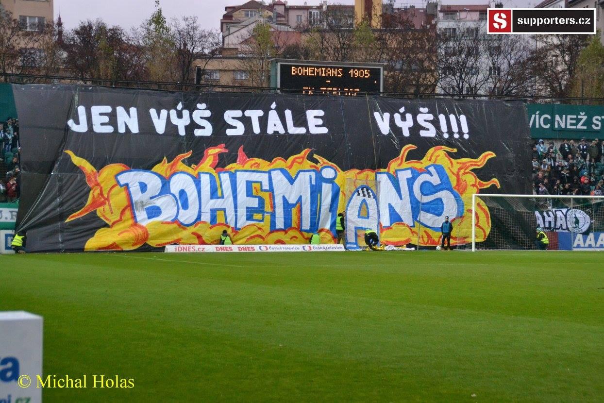 Bohemians Praha 1905 – FK Teplice 0:1