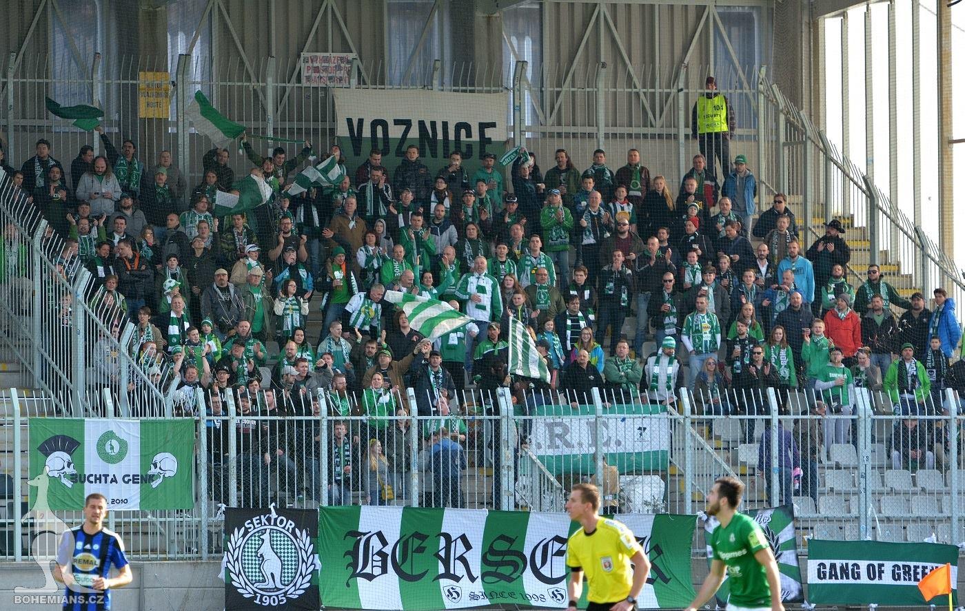 FK Jablonec – Bohemians Praha 1905 0:0