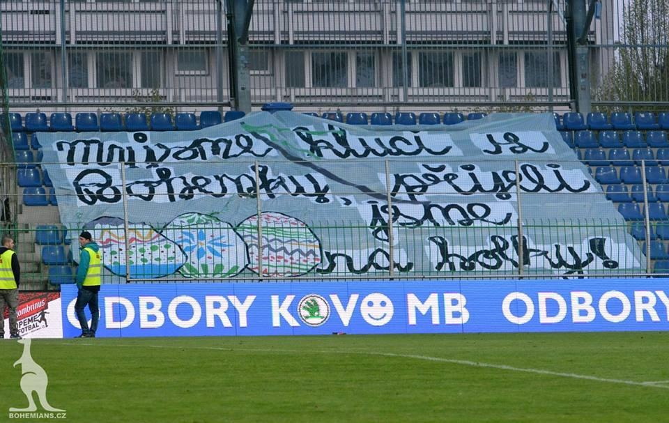 FK Mladá Boleslav – Bohemians Praha 1905 1:1