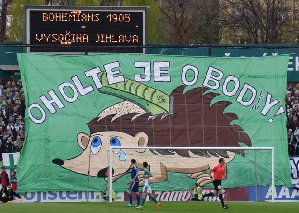 Bohemians Praha 1905 – FC Vysočina Jihlava 1:0