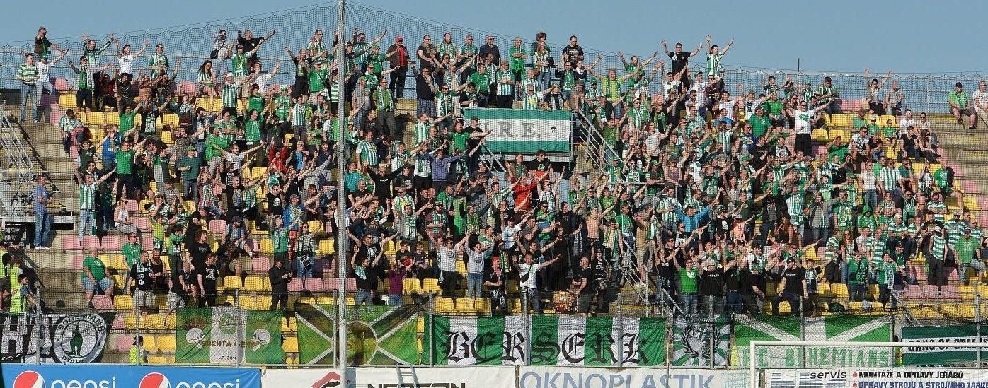 1. FK Příbram – Bohemians Praha 1905 1:0