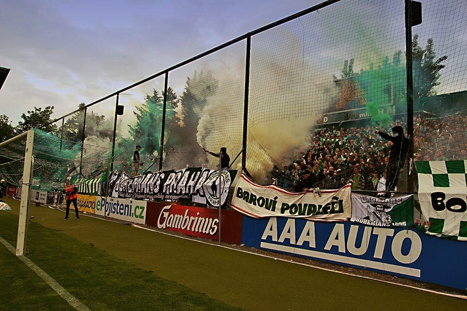 Bohemians Praha 1905 – MFK Karviná 2:0
