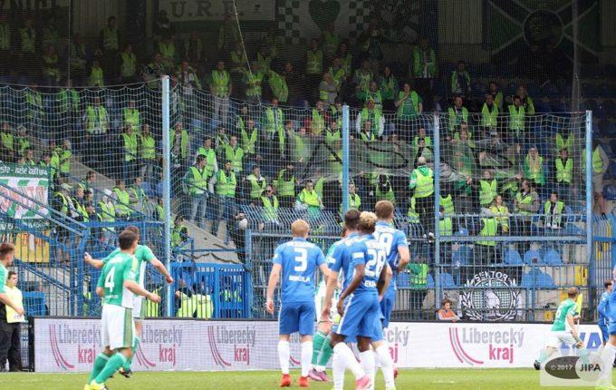 FC Slovan Liberec – Bohemians Praha 1905 4:1